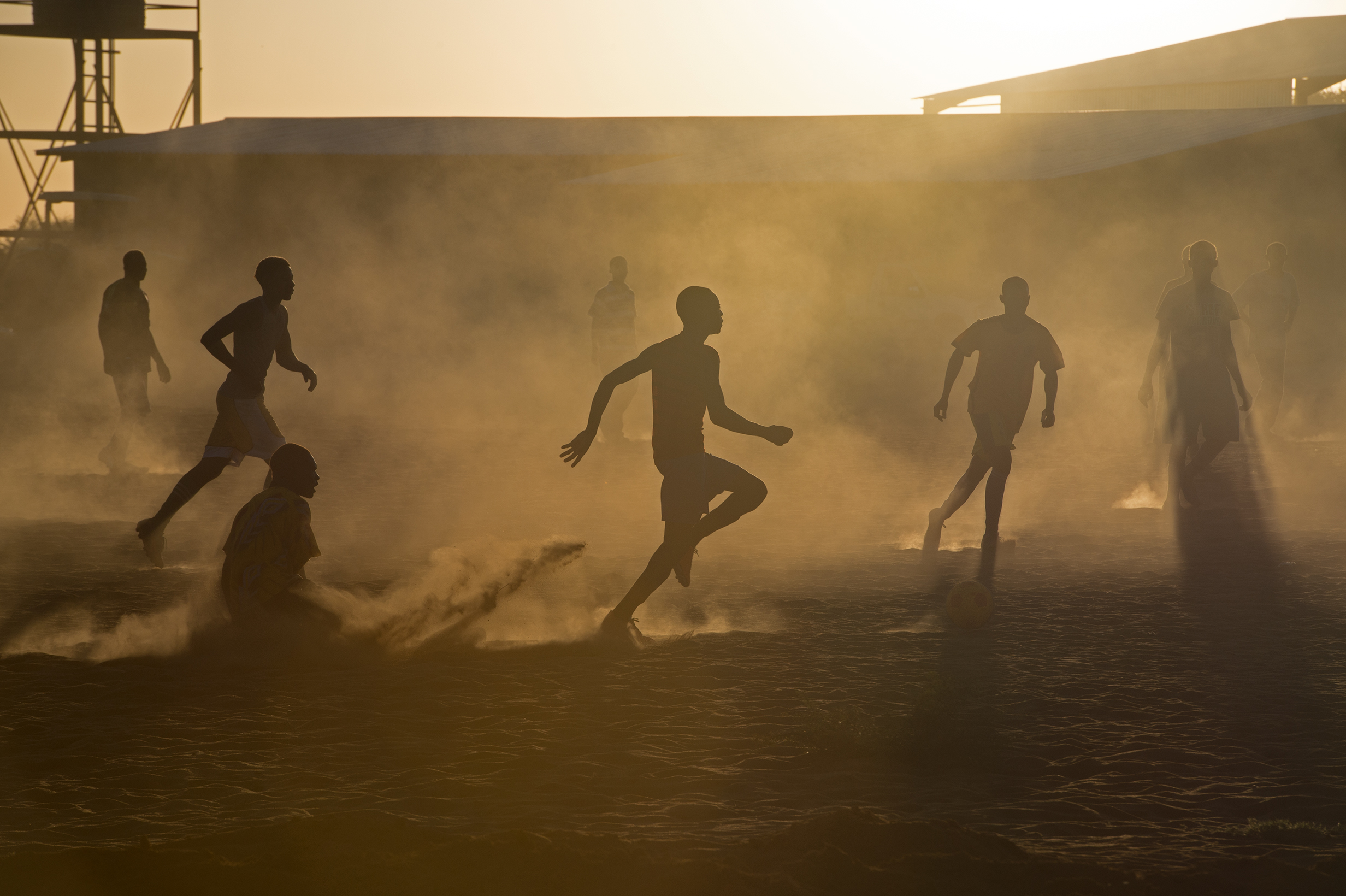 Feierabendfussball, Namibia