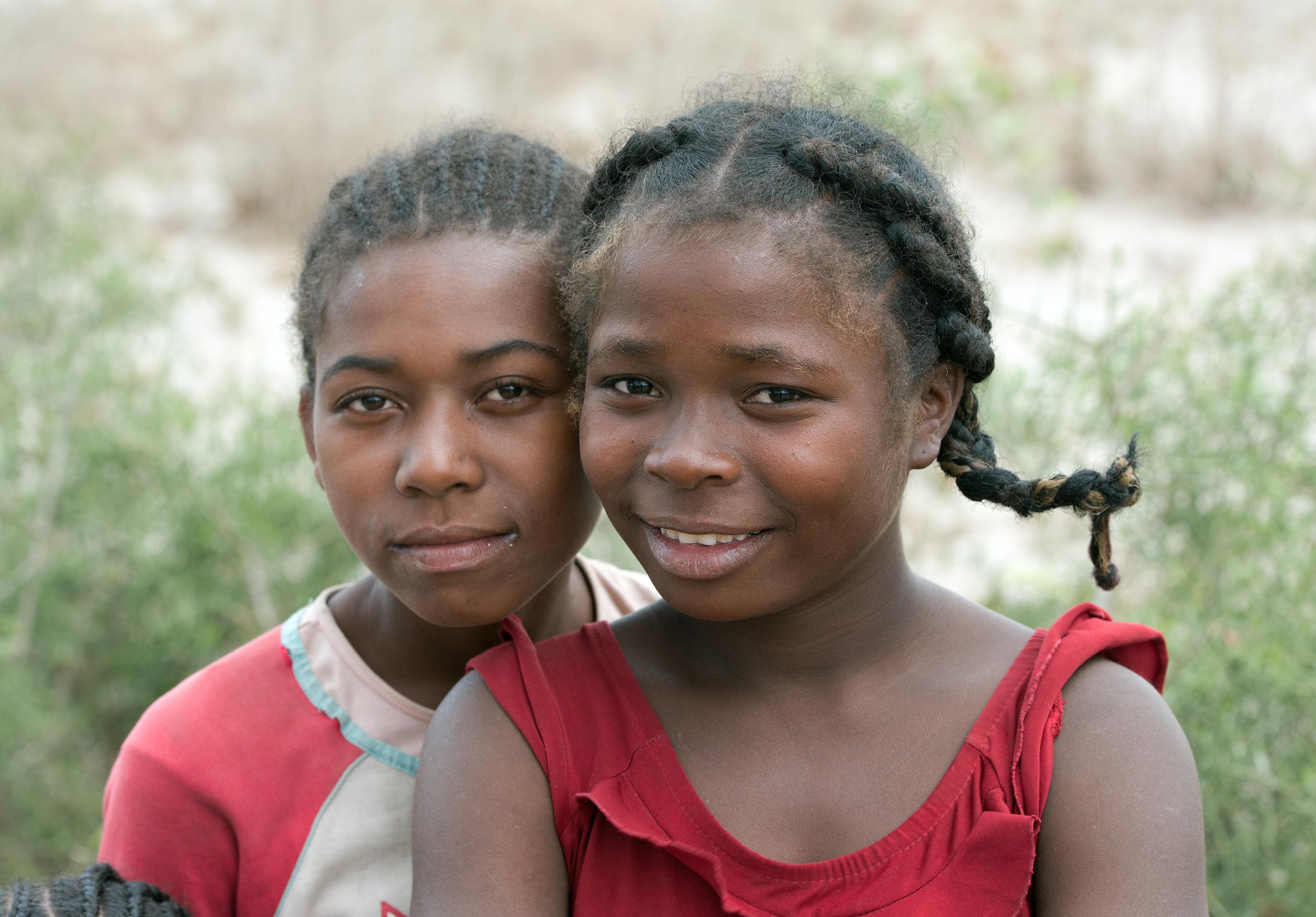 junge Frauen Madagaskar