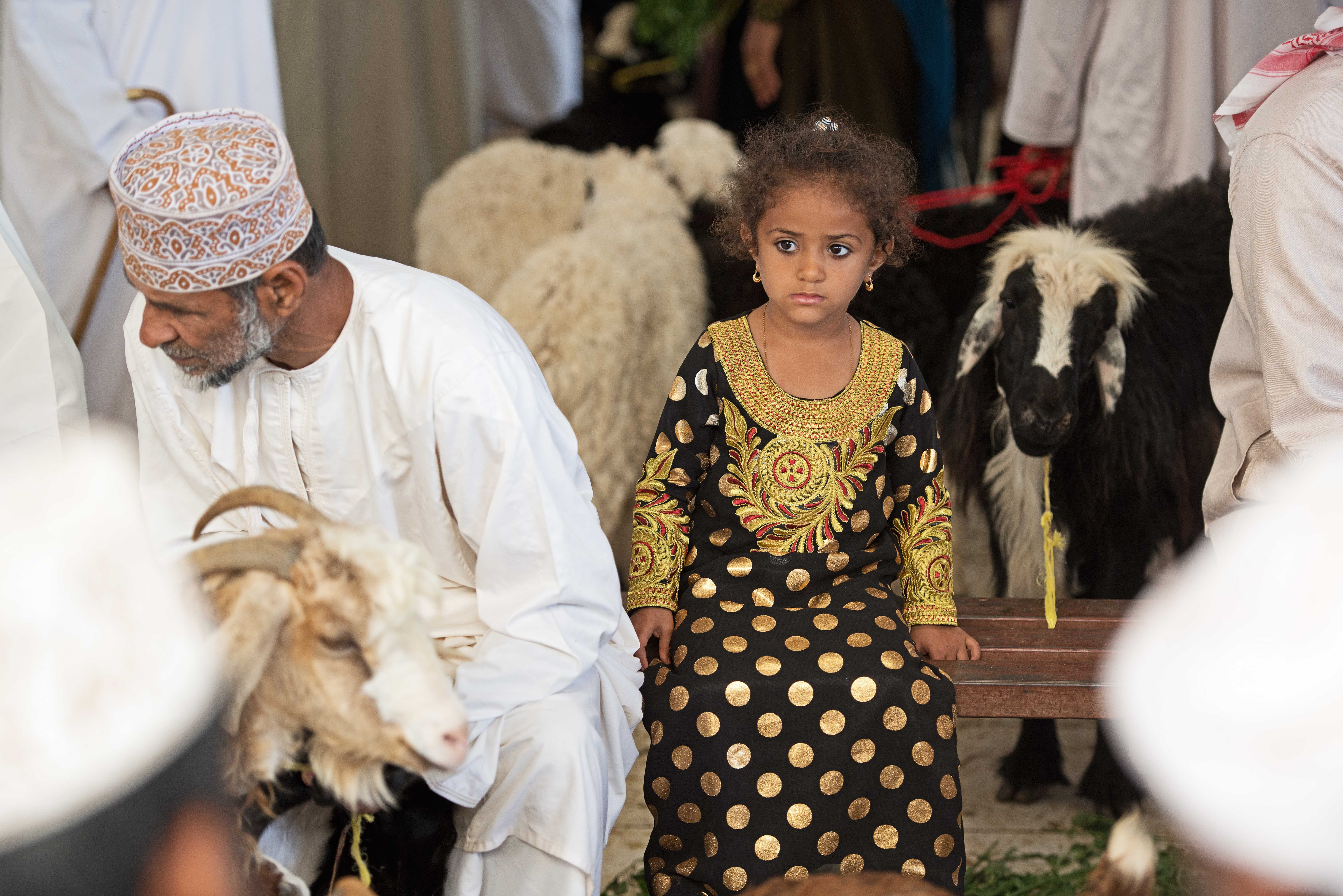 Marktstimmung, Oman