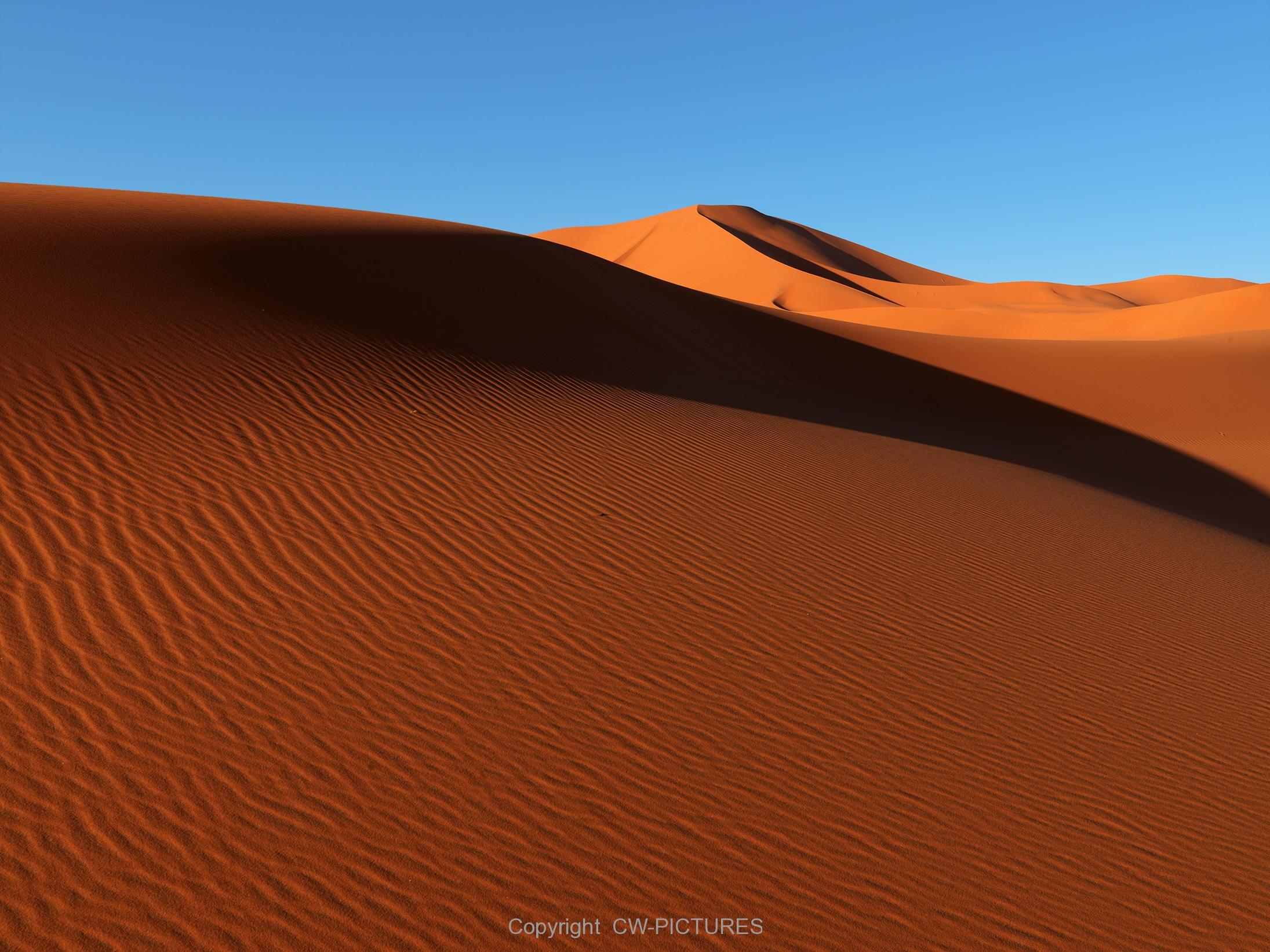 Erg Mehedjebat, Algerien