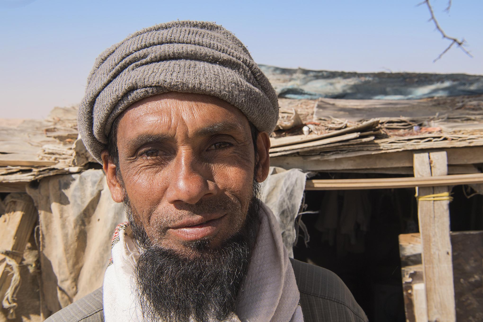 Kamelhirte, Oman